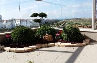 4 320x210 - עיצוב גינה במרפסת