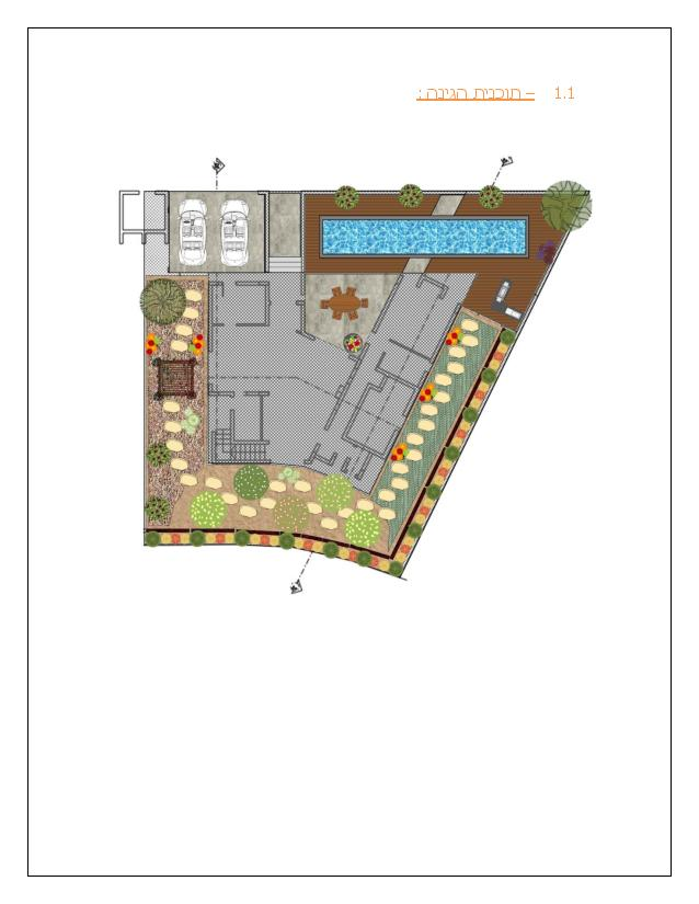 Document page 003 - דוגמא להצעת מחיר עבור עיצוב גינה