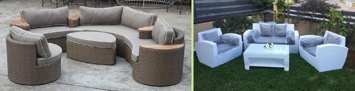 כיסא בגינה 3 - איך בוחרים ריהוט לעיצוב הגינה