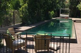 גינה2 320x210 - טיפים-עיצוב גינה עם בריכת שחייה