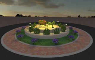 עקרונות מנחים מאחורי עיצוב גינות ציבוריות ושטחים ציבוריים