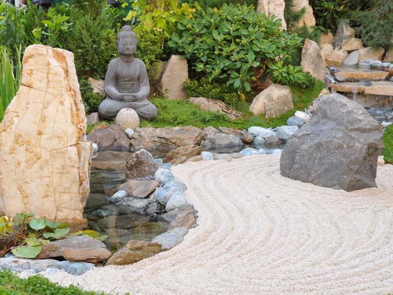 שואי 8 - עיצוב גינות - אמנות הפאנג שוואי
