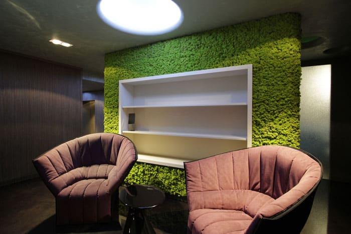 גינות עם moss 5 - עיצוב קירות ירוקים ב-MOSS