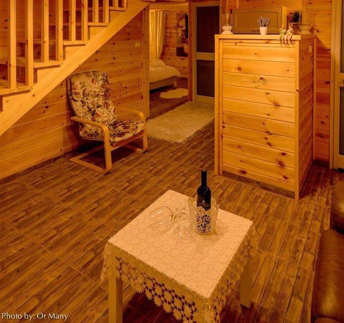 בתים מעץ 4 - הקמת בתים מעץ