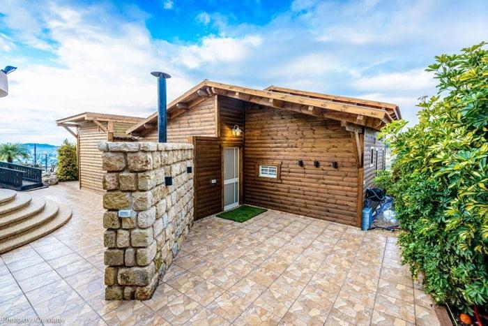 הקמת בתים מעץ