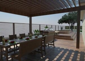 תכנון עיצוב גינה 300x214 - פרויקטים אחרונים - עיצוב גינות אמנות הגינה הקסומה