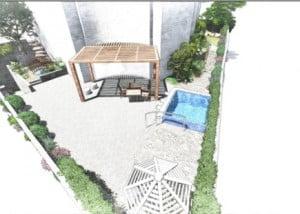 1 1 300x214 - פרויקטים אחרונים - עיצוב גינות אמנות הגינה הקסומה