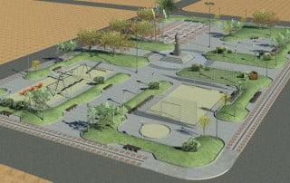 גינות ציבוריות 1 320x202 - עיצוב ותכנון גינות ציבוריות