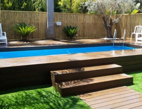 היתרונות של שילוב דק בגינה פרטית עם בריכה