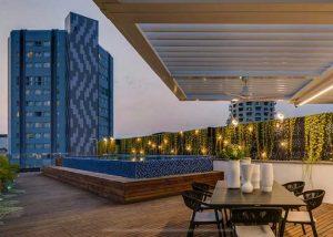 גינת פנטהאוז בתל אביב 7 300x214 - פרויקטים אחרונים - עיצוב גינות אמנות הגינה הקסומה