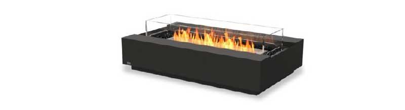 אש HERBERT - פייר פיט / Fire-Fit- שולחן אש מעוצב לגינה